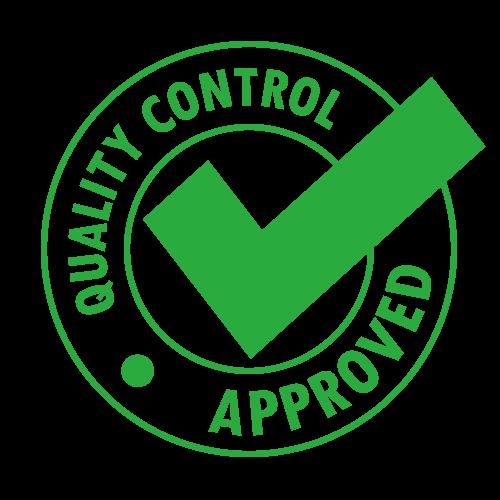 quality control approved знак качества респект