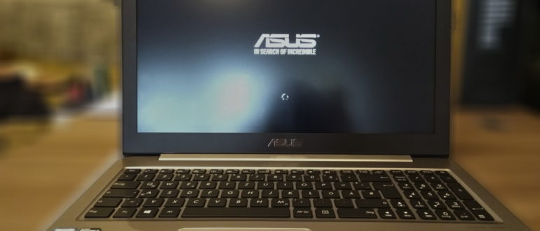 Ноутбук Евгена ASUS Zenbook UX510UW-CN048T