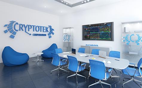 Офис Cryptotek